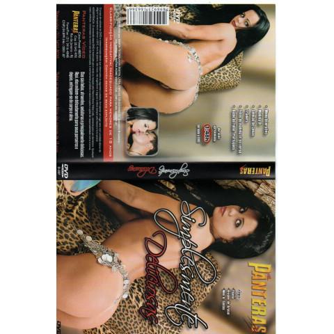 Dvd Simplesmente Deliciosa Panteras Original (USADO)