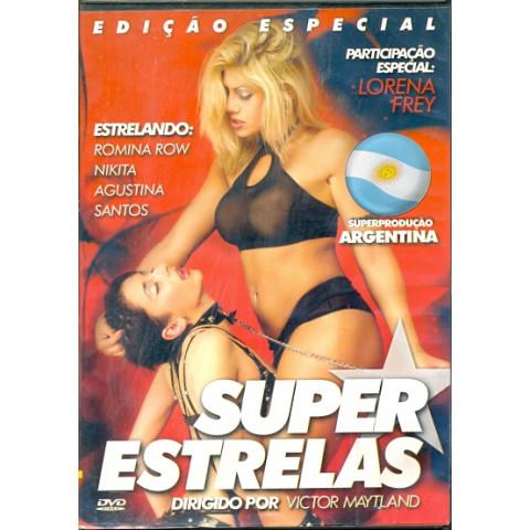 Dvd SUPER ESTRELAS SUPERPRODUÇÃO ARGENTINA Original