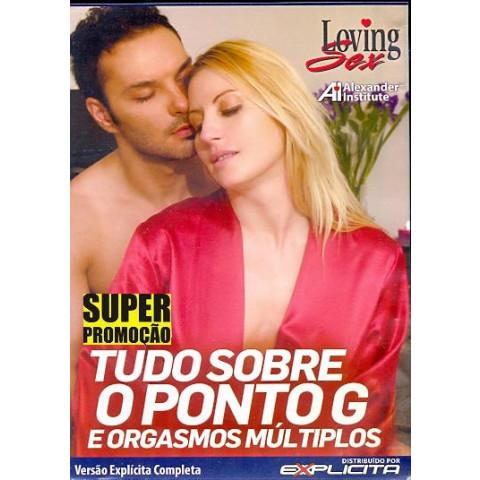 Dvd Tudo Sobre o Ponto G E Orgamos Multiplos Loving Sex Original