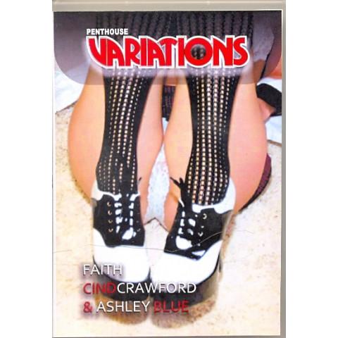 Dvd Variations Penthouse CidCrawford Importado Original