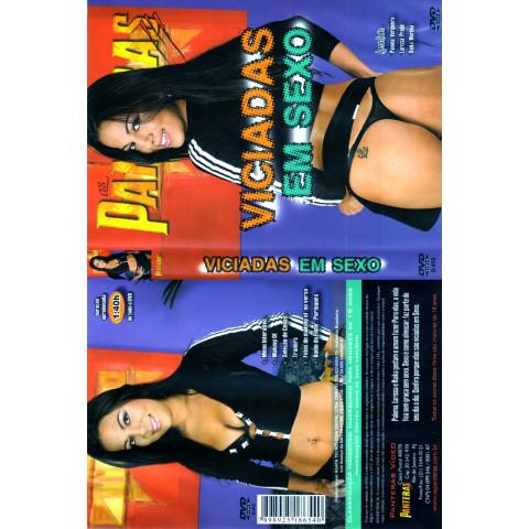 Dvd Viciadas em Sexo Panteras Original (USADO)