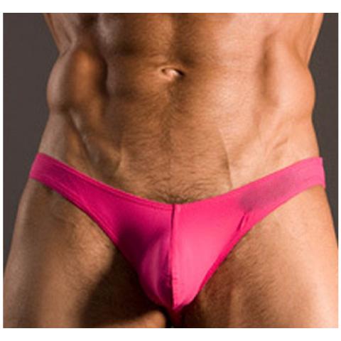 Lançamento - Cueca Sunga Cocksox Underwear Briefs Rosa