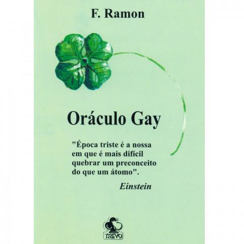 Livro Oráculo Gay F Ramon Editora Espaço E Tempo*