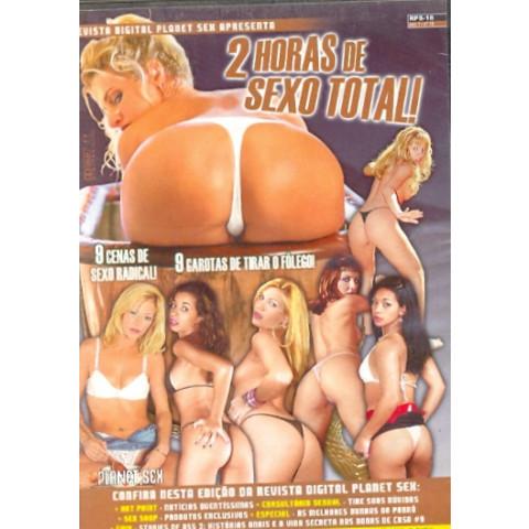 Dvd 2 Horas de Sexo Total Planet Sex Original (USADO)