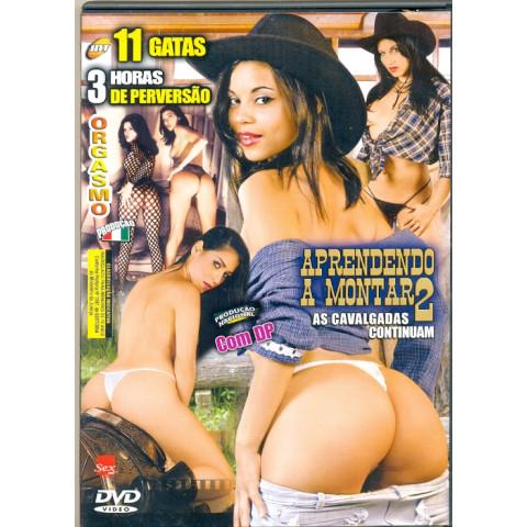 PROMOÇÃO - *Dvd Aprendendo a Montar 2 Sex Sites Renata Angel Original