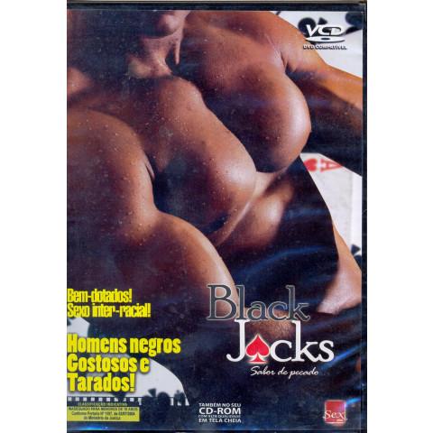 PROMOÇÃO - Dvd Black Jacks Sabor do Pecado Sex Sites Original