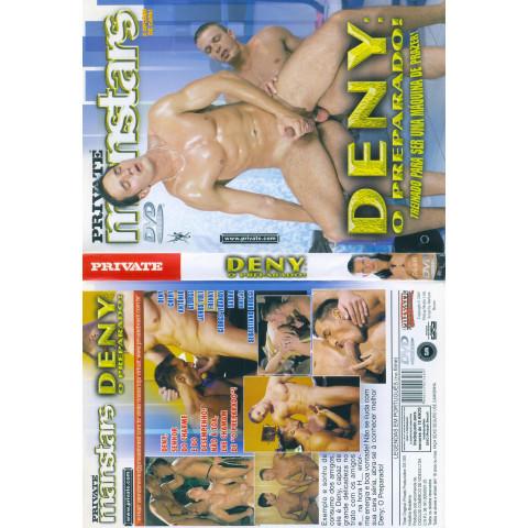 PROMOÇÃO - Dvd Deny: O Preparado! Gay Private Original