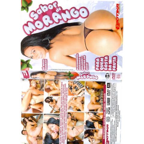 Dvd Sabor de Morango Erotika *Babalu, Valeska Rio, Andressa Hally Original