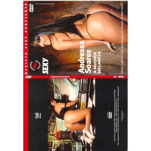 PROMOÇÃO - Dvd Sexy Making Of Andressa Soares A Mulher Melancia Original