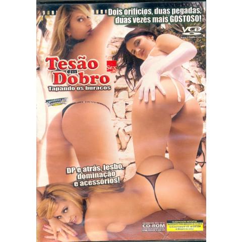 PROMOÇÃO - *Dvd Tesão em  Dobro Sex Sites Original