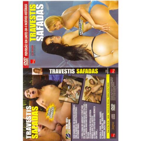 PROMOÇÃO - Dvd Travestis Safadas Sex Sites Original*