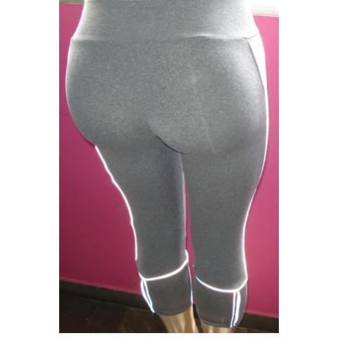 PROMOÇÃO - FITNESS - Calça Legging Vivo Reflexivo  Pants Brasilsul
