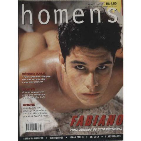 Revista Homens Fabiano- Ano 2 - N°.10 Original