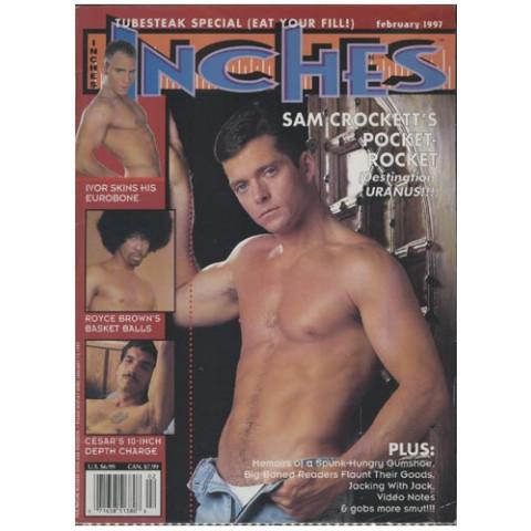 Revista Inches February  - 1997 - Original*