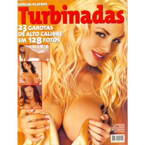 Revista Playboy Especial Turbinadas 347 C Jun 2004 Original