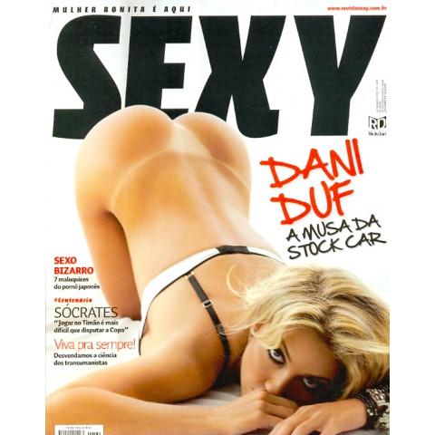 Revista Sexy Dani Duf 369 Set 2010 Original*