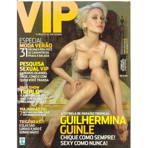 Revista Vip Guilhermina Guinle 270 Out 2007  Original*