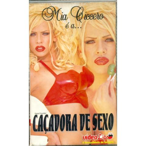 Vhs Caçador de Sexo Lips Mia Ciccero Original