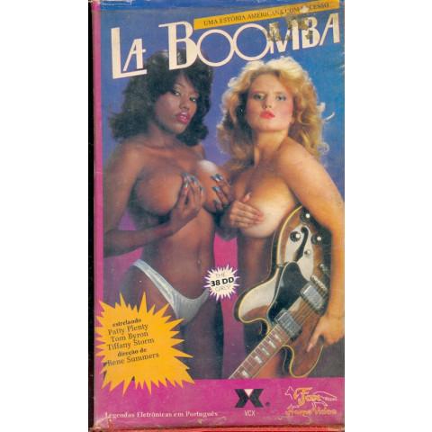 Vhs La Boomba Fox Patty Plenty & Tiffany Storn Original