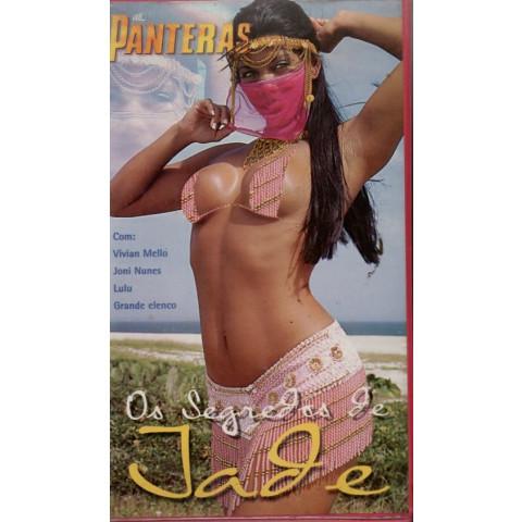 Vhs Os Segredos de Jade Panteras *Vivian Mello Original