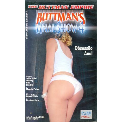 Vhs Show Anal Buttman 4 Julia Vidal 2003 Original