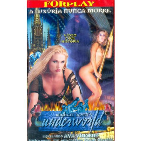 Vhs Submundo ForPlay Ava Viiicent 2001 Original