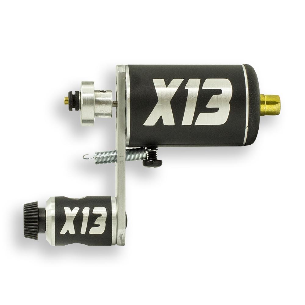 X 13 Silver - X Top