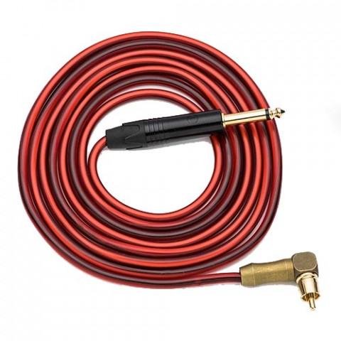 Clip Cord Rca 90° Premium Exclusive