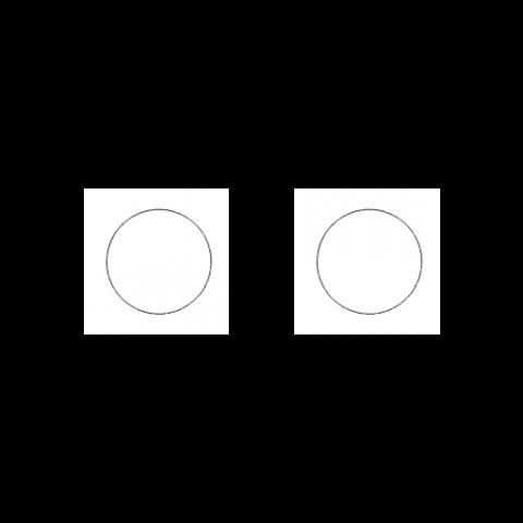 Bolinhas 3mm (2 unids)