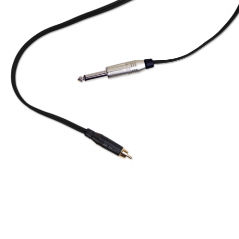 Clip Cord RCA Catswitch - Electric Ink