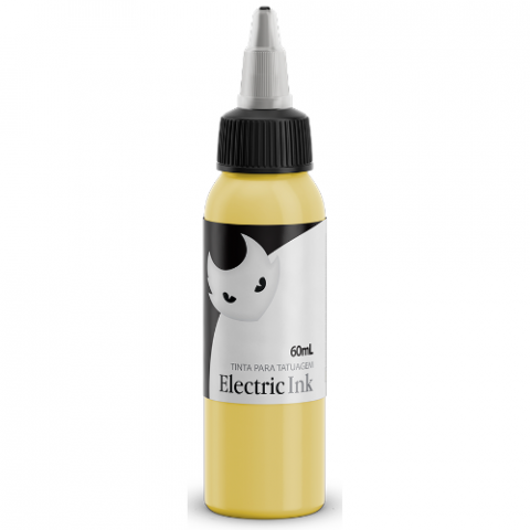 Electric Ink - Amarelo Canário 60ml