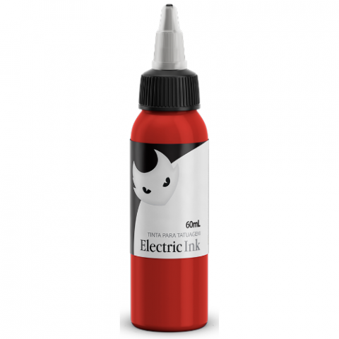 Electric Ink - Laranja Oriental 60ml