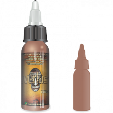 Everlast Colors - Terra Cotta - 30ml