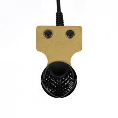 Pedal Classic - Electric Ink - Dourado