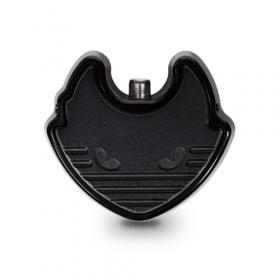 Pedal Catswitch - Electric Ink - Preto Brilho