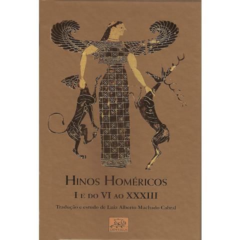 Hinos Homéricos I e do VI ao XXXIII - Edição bilíngue