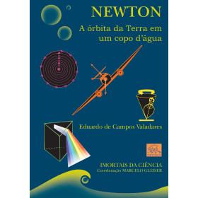 Newton - A órbita da Terra em um copo d`água