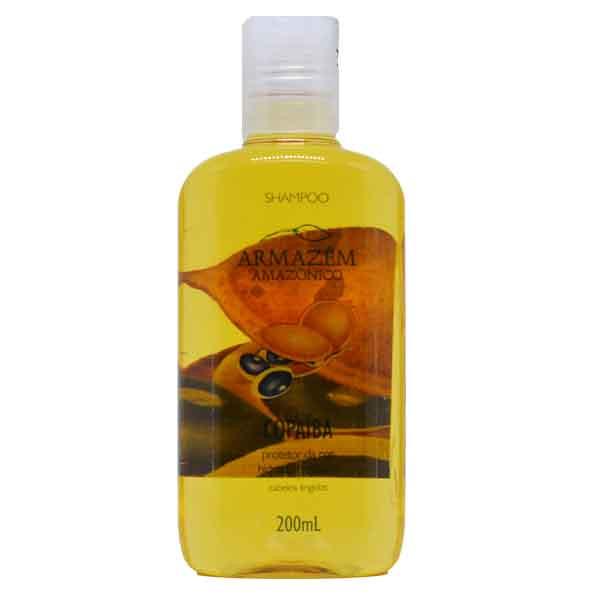 Shampoo de Copaíba 200 ml