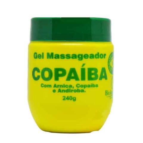 Gel Massageador COPAIBA Bio 240g