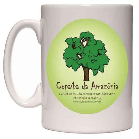Caneca Ecológica Copaíba da Amazônia