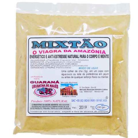 Energético e Afrodisíaco Natural Mixtão-refil 100g