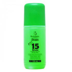 Óleo para massagens nas pernas 15 Ervas 130 ml