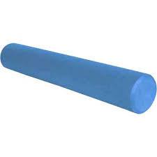 Rolinho látex-rolo para apoio multifuncional na cor azul Perfetto