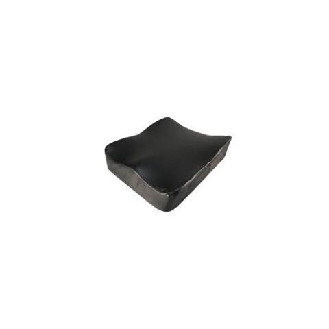 Almofada Ortopur 40 cor preta genere látex Perfetto