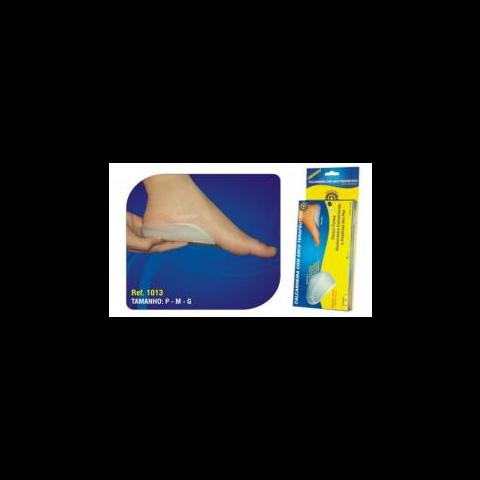 Calcanheira com arco terapêutico Ortho Pauher(tamanhos P/M/G)-par-Médio