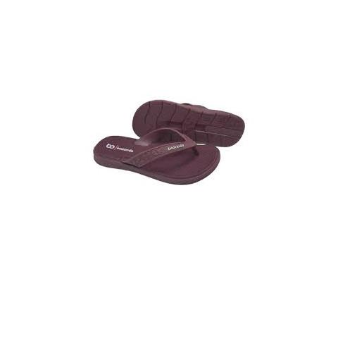 Chinelo Maia Boa Onda a cor açaí(tamanhos de 33 ao 40)
