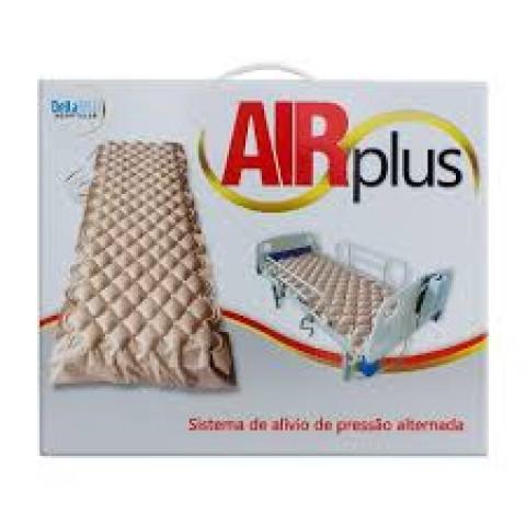 Air plus colchão pneumático Dellamed(sistema de alívio de pressão alternada)