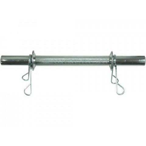 Barra Maciça c/ Presilhas 0,40cm Polimet