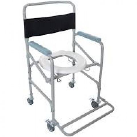 Cadeira para higiene D40 Dellamed