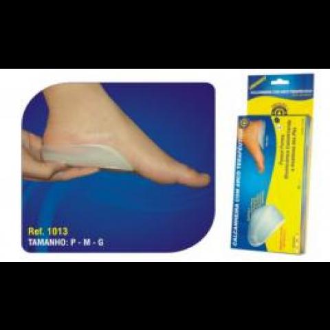 Calcanheira com arco terapêutico Ortho Pauher(tamanhos P/M/G)-par